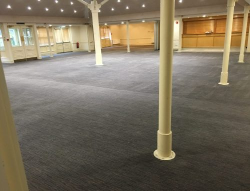 Professional Hotel Carpet Cleaning, Southampton